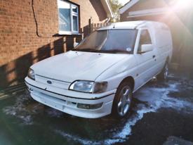 1992 Ford mk5 van 1.3 petrol