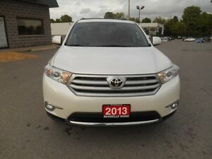 2013 Toyota Highlander Sport AWD Peterborough Peterborough Area image 9