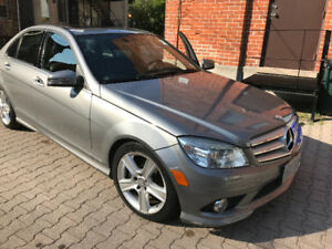 70,000kms Mercedes C300 with Safety