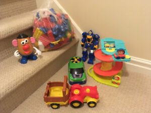 Toy lot for sale