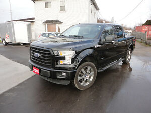 2016 Ford F-150 XLT FX4 ECOBOOST Pickup Truck