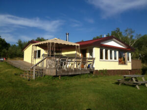 3 Bedroom Waterfront Cottage for Rent French River