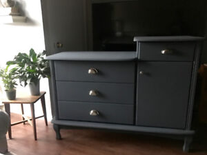 AWESOME Refinished Dresser - Must See!