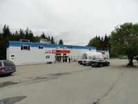 FOR SALE OR LEASE IN SICAMOUS