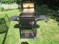 Electric BBQ electrique! Master Chef