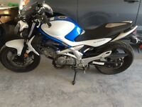 Suzuki Gladius For Sale