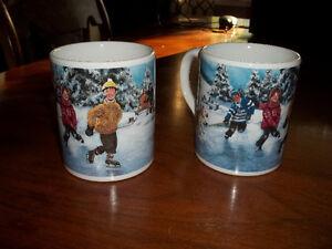 Tim Hortons Collector Mugs Windsor Region Ontario image 2