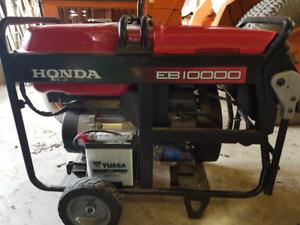 Honda Generator EB10000  NEW PRICE