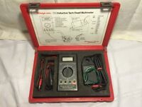 DIGITAL INDUCTIVE TACH/DWELL MULTIMETER