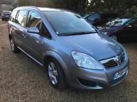 2008 Vauxhall/Opel Zafira 1.6 16v (105ps ) Exclusiv Mot 09/2018 Cambelt done 69k