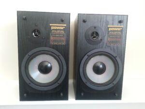 2 - Power Digital Compatible Hi-Fi Speaker System