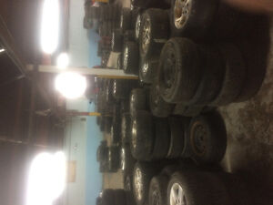 Variety of Used Car Tires ! All Brands ! All Sizes