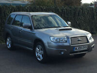 2009 '09' Subaru Forester 2.5 XTEn, 5 Door Estate, MPV, AWD, 4WD.