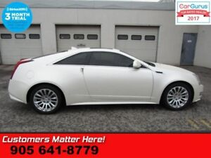 2011 Cadillac CTS Performance Collection  - Navigation