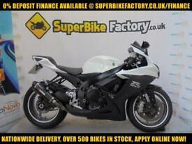 2011 11 SUZUKI GSXR600 600CC 0% DEPOSIT FINANCE AVAILABLE
