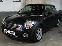 "March 2007 '07' MINI COOPER 1.6 120 BHP CHILI PACK Half LEATHER 16"" Alloys"