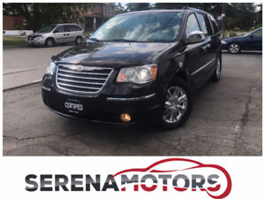 CHRYSLER TOWN & COUNTRY LIMITED | ONE OWNER | NO ACCIDENTS