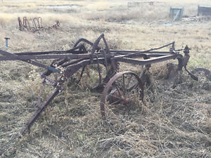 Tractor Bottom Plow