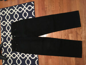 Black Levi's Relaxed Fit Jeans 40W 32L