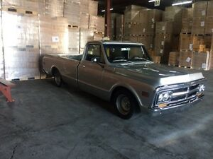 Pick up gmc 1969