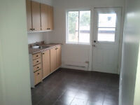 Bright, large 4 1/2 for rent,renovated, available now