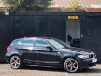 2005 BMW 1 SERIES 118i + AC SCHNITZER + HPI CLEAR + 100K MILES