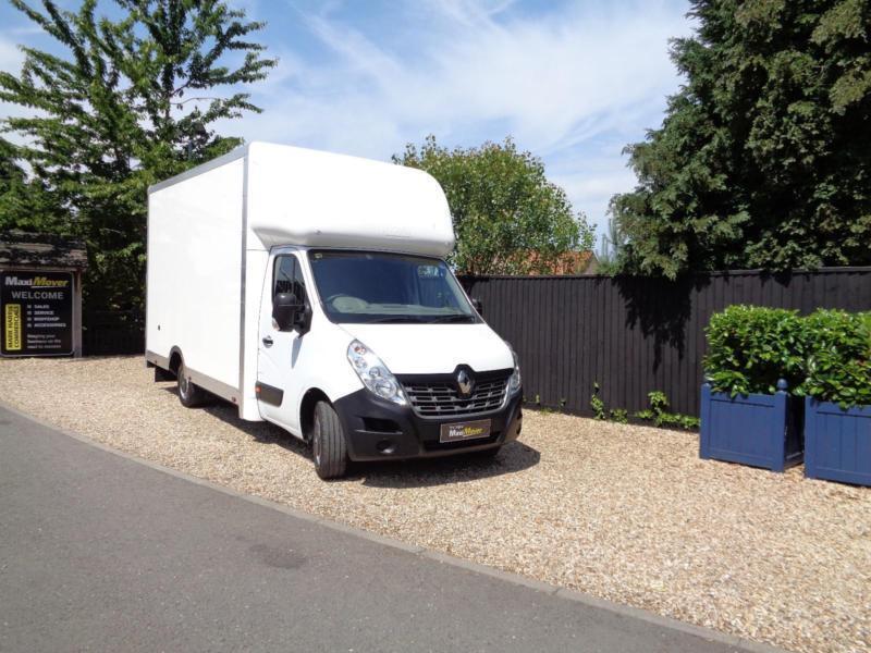d521998c293fd2 Maxi Mover Low Loader Van   Low Floor Luton Vans From The Number  1  Manufacturer