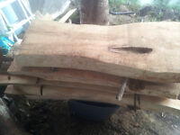 Unique Wood and Lumber for Hand Crafting