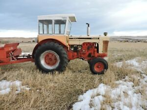 830 Case Gas Tractor w/loader