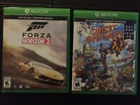 Forza Horizon 2 + Sunset Overdrive - Perfect condition