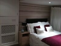 Double rooms to rent from £420 a month