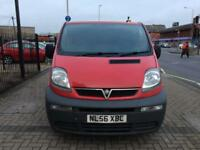 2007 Vauxhall Vivaro 1.9CDTI ( 100ps ) 2700 SWB 12 Mot 2 owners Great workhorse
