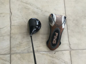 Ping G10 Driver 10.5 *