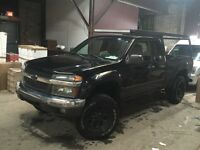 Chevrolet colorado 2006 z71 4x4