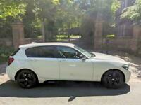 63 PLATE BMW 116i SPORT 5DR HATCH PETROL, 86,069 MILES 1 OWN M PERFORMANCE
