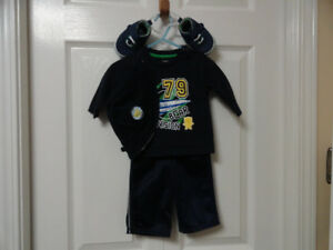 Baby Boys Outfits - Size 3-6 months old