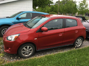2014 Mitsubishi Mirage SE Berline