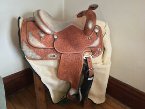 LOTS OF WESTERN TACK FOR SALE
