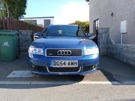 Audi a4 1.8t quattro s line avant spares or repair