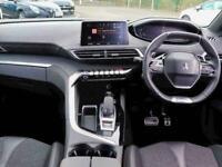 2017 Peugeot 3008 1.6 THP GT Line 5dr EAT6 Auto Estate Petrol Automatic