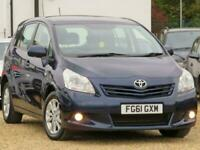 2011 Toyota Verso 1.8 V-Matic TR M-Drive S 5dr (7 Seats)