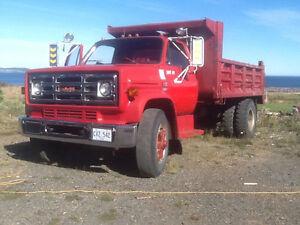 Dump Truck For Sale St. John's Newfoundland image 1