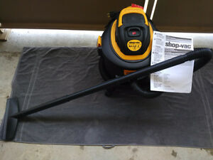 Shop-Vac - Wet and Dry Vacuum - almost new