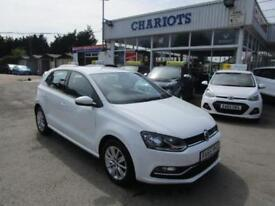 2015 Volkswagen Polo 1.2 TSI BlueMotion Tech SE (s/s) 5dr