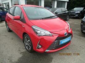 2020 Toyota Yaris 1.5 Hybrid Y20 5dr CVT HATCHBACK Petrol/Electric Hybrid Autom