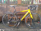 Carrera road bike