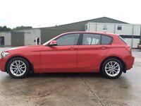 2012 BMW 1 Series 116i Turbo **ONLY 43k MILES** FULL MOT
