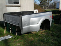 DAULLY TRUCK BOX OFF A 2008 FORD!