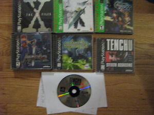 Playstation Games (PS1) Cambridge Kitchener Area image 2