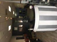 Aesthetician room for rent or Hair Chair